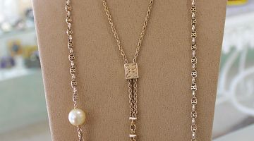French Antique Chains
