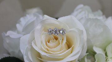 3.6ct Trilogy Diamond Ring